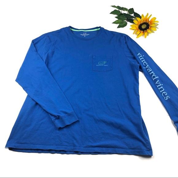 Vineyard Vines Other - ❌SOLD❌ Vineyard Vine Long Sleeve T shirt spell out